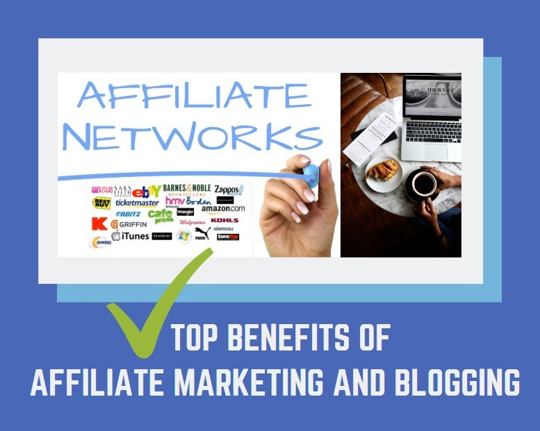 Top benefits of affiliate marketing